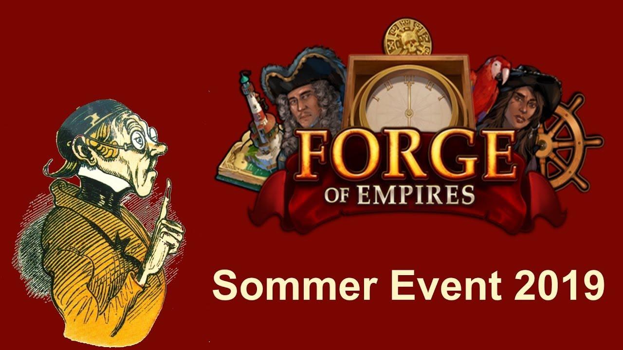 Forge Of Empires Summer Event 2020.Foetipps Sommer Event 2019 In Forge Of Empires Deutsch