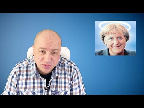 Merkel fordert Abgrenzung vom Terrorismus