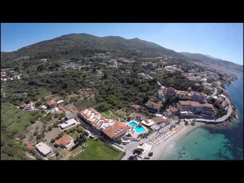 Samos Island Video
