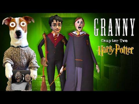 👸ГРЕННИ это Гермиона 🔴Мод Гарри Поттер Granny Chapter Two