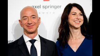 Jeff Bezos Will Lose 80 Billions $ In Divorce !