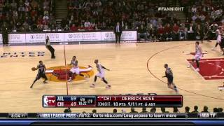 Why Derrick Rose is the MVP and Carlos Boozer Is Not