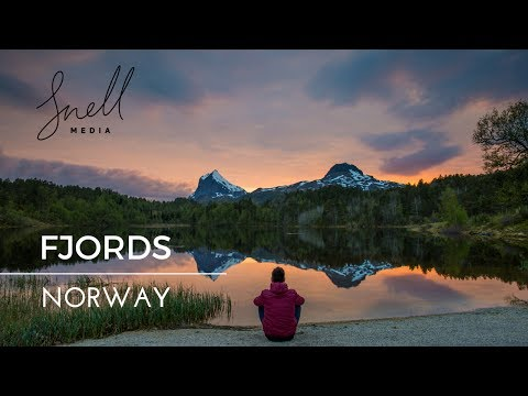 Norway Destination Marketing Travel Videography