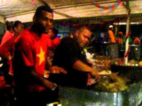 Streetfood in Fiji