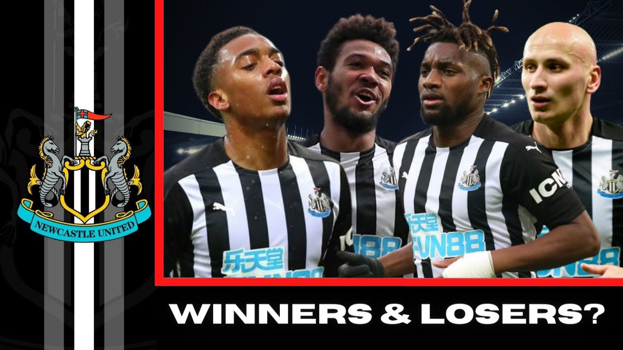 Newcastle United 2020/21 end of season player ratings