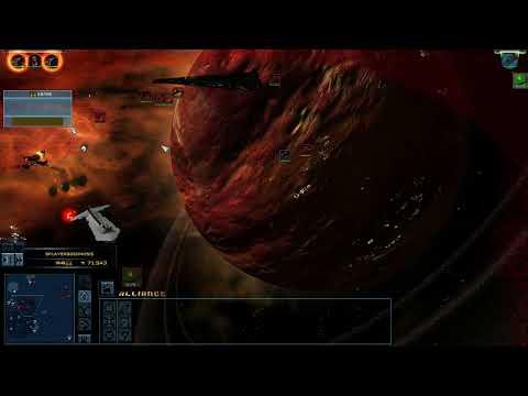 Star Wars Empire at War – FOC Alliance – Improving Onager and Mandator IV