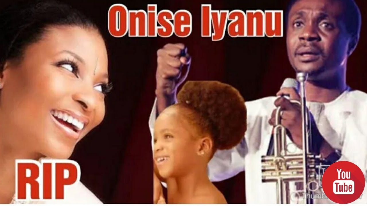 """Nathaniel Bassey & Ibidun's Daughter Sing """"Onise Iyanu"""" Song For Her BURIAL Ceremony"""