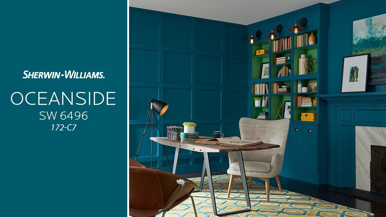 Color of the year 2018 sherwin williams youtube for Sherwin williams color of the month october 2017