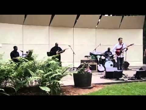 """Richard Alan Smith """"Live"""" Montage from Wildflower Music Festival"""