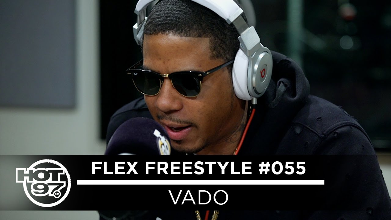 Vado Spits a Freestyle on Funk Flex
