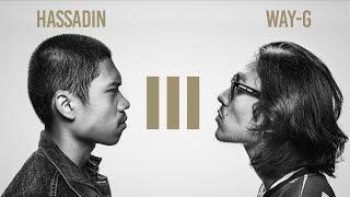 twio3 ep 5 hassadin vs way g   rap is now