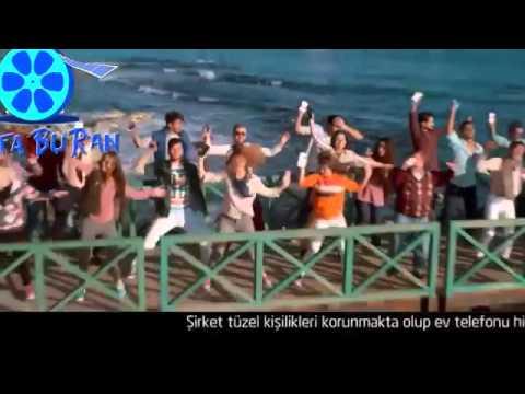 Hadise'li, Sneijder'li, Rıdvan Dilmen'li Türk Telekom Fiberliyoruz Reklamı 26 Ocak 2016