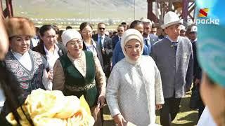 Эрдогандын аялы Кырчында унаа тыгынында калганы үчүн күнөөлүүлөр жазаланат