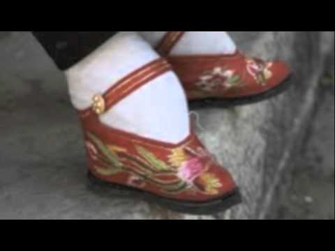 Foot Binding in The Good Earth