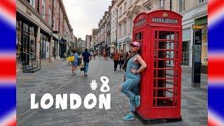 LONDON#8: метро, Шерлок Холмс, районы богачей/осталась бы я здесь?!