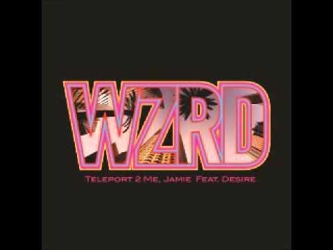 Клип WZRD - Teleport 2 Me, Jamie (Feat. Desire)