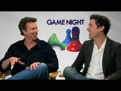 John Francis Daley and Jonathan Goldstein  Game Night