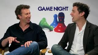 John Francis Daley And Jonathan Goldstein - Game Night
