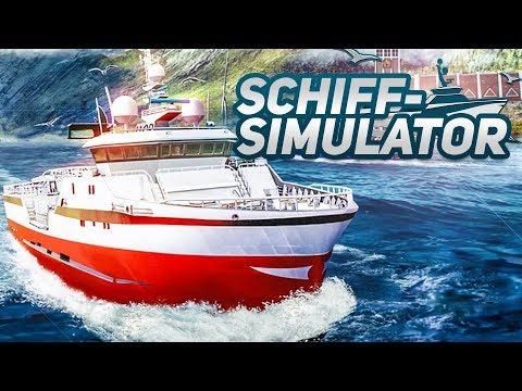SCHIFF SIMULATOR #1: Unterwegs mit dem Fisch-Kutter! | Fishing Barents Sea deutsch