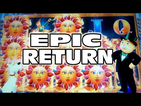 Willy Wonka CHOCOLATE RIVER BONUS & OOMPA LOOMPA FEATURE Las Vegas Casino Slot Machine