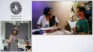 About Hushtea Bar - TechLadies Bootcamp #3 - Info Session