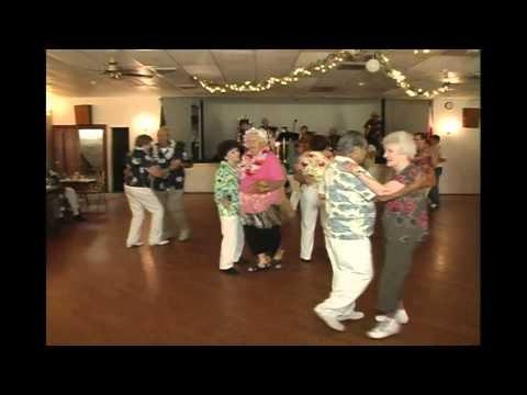 Hawaiian Dance - Metro Polka Club - August 11, 2013 - The Button Box Club