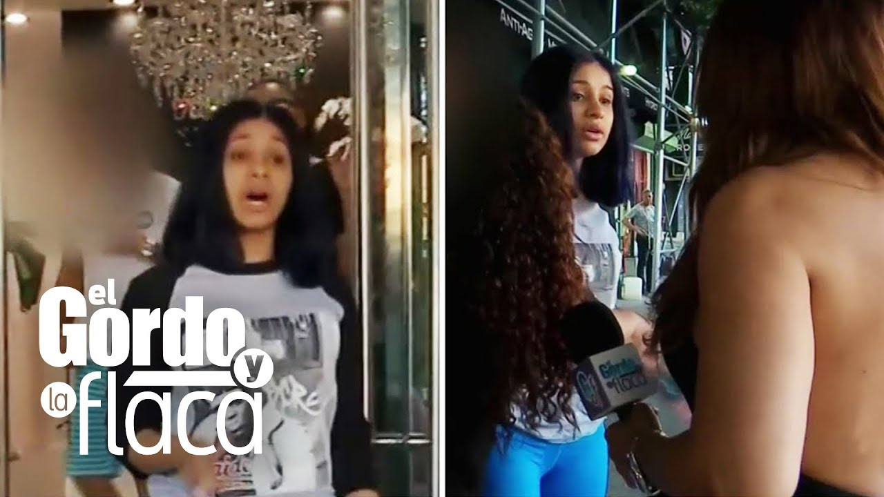 Cardi B Univision Interview Father Don T Put My Father On Tv