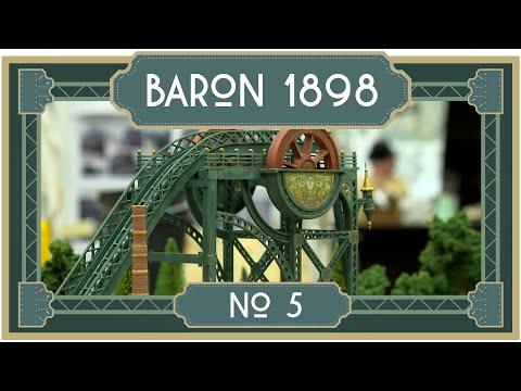 Aflevering 5 - The Making-of: Baron 1898 - Efteling