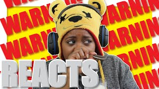 try not to freak out challenge   oreo challenge   goldmine of blackheads   aychristene reacts