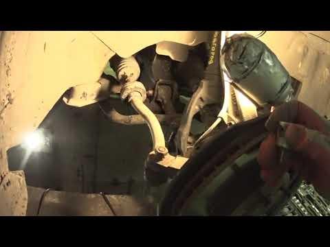 Ремонт рулевой рейки. Замена рейки на кузове CF6