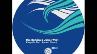 dan berkson & james what ft. robert owens - keep on_stimming
