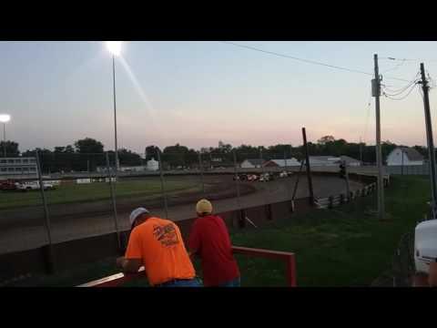Lee County Speedway - Heat Race - 6/2/17