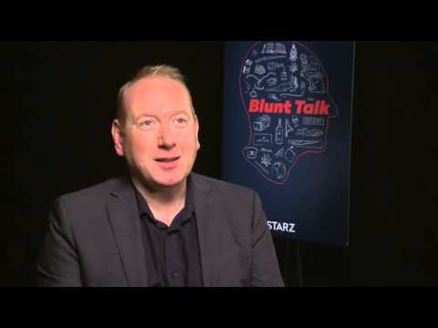 Adrian Scarborough 'Blunt Talk' chats about season 2 and towelwhipping Patrick Stewart
