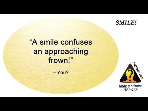 3 Minute Heroes - Smiling