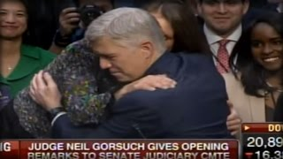 WHAT NEIL GORSUCH JUST DID ON LIVE TV SHOCKED EVERYONE! THIS PROVES TRUMP MADE THE RIGHT PICK!