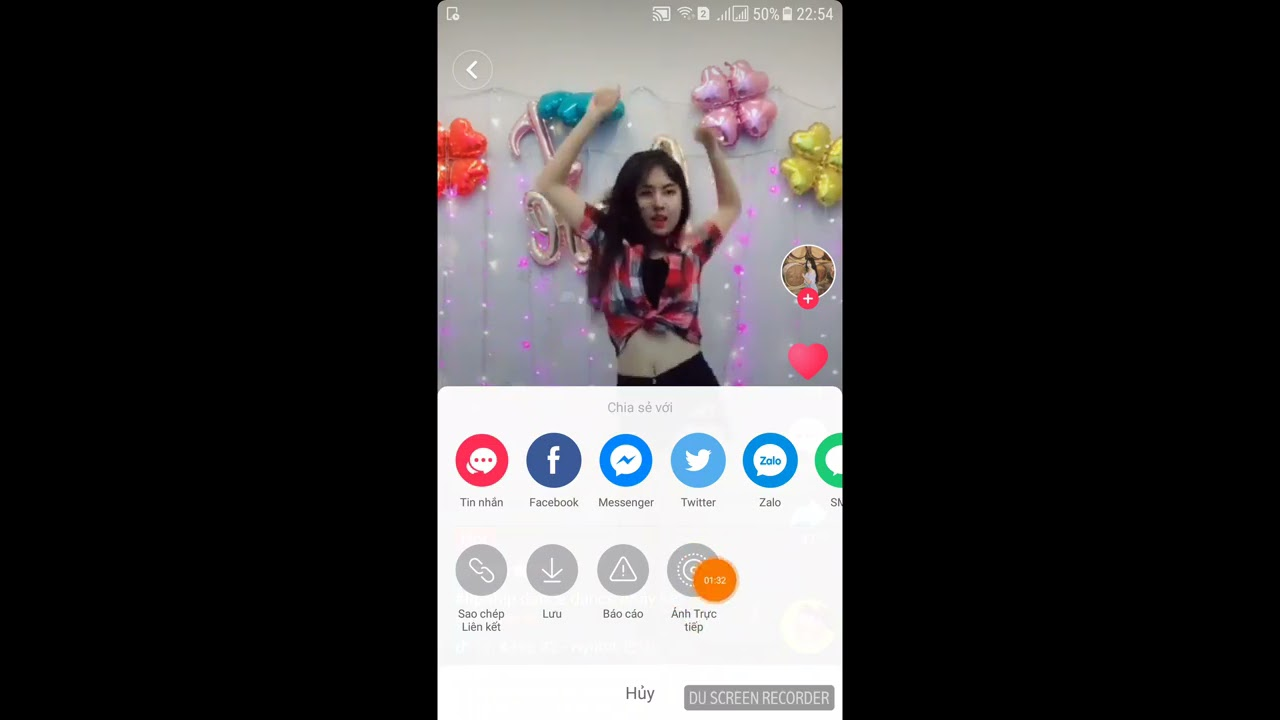 Tik Tok – Cài đặt hình nền Video Cực Đẹp và Dễ Dàng trên Android như SamSung, LG, SONY, OPPO