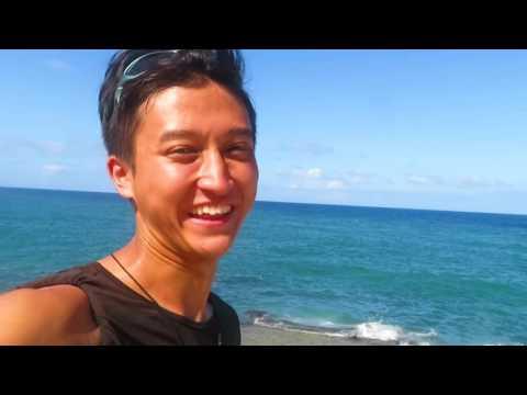 Dancer × Backpacker Shimon owaki , World travel  27 in Baracoa / Cuba  (HD)