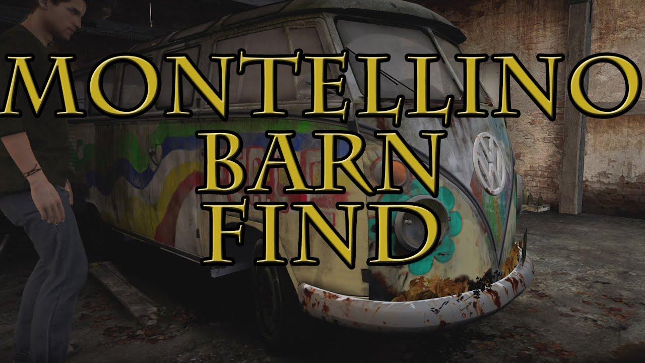 Forza Horizon 2 Barn Find Montellino - YouTube