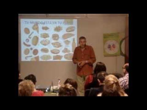 La cocina biodinámica de los cereales Coplanet Vegetariano 2017 Madrid