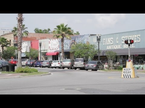 5 Points Shopping Center, A Treasure of Jacksonville!