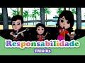 Trio R3 - ''Responsabilidade'' (Vídeo Infantil)