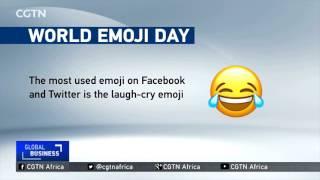 World Emoji Day celebrates expressive icons
