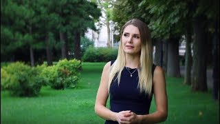 One of Lauren Southern's most recent videos: