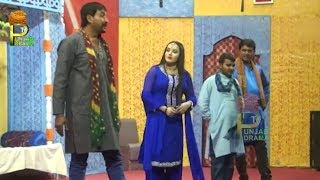 Shan Bela and Sajjad Shoki New Stage Drama Comedy Clip 2019 Full Comedy Stage Drama