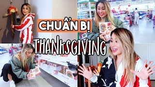 Cùng Jaimie CHUẨN BỊ cho ngày LỄ TẠ ƠN Thanksgiving 2017!
