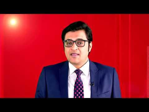 Arnab Goswami Introduces World's Lightest English News App