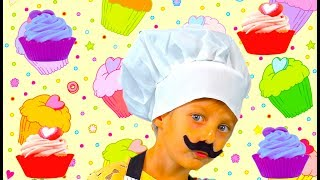 The Muffin man song by Miron and Yana