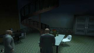 Hitman: Contracts Intro & Mission #1 - Asylum Aftermath