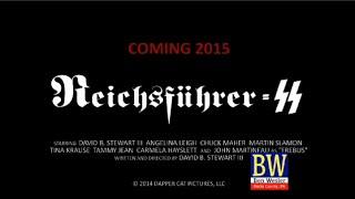 REICHSFUHRER-SS Official Trailer #1 HD (2015)