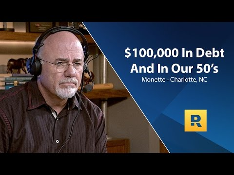 $100,000 In Debt And In My 50s